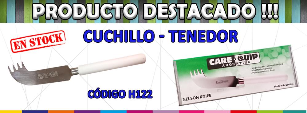 PRODUCTO DESTACADO !!! NUEVO INGRESO DE CUCHILLO - TENEDOR !!!