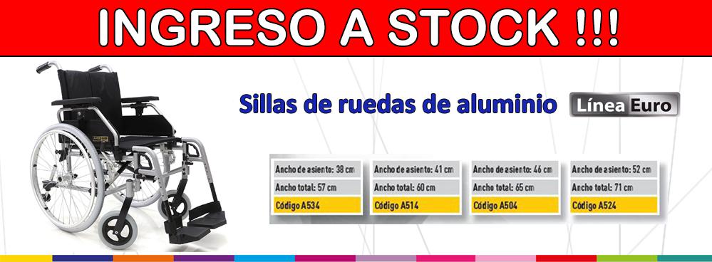 INGRESO A STOCK !!! SILLA EURO !!!
