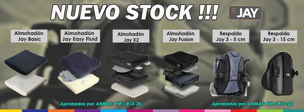 PRODUCTOS DESTACADOS: NUEVO STOCK DE ALMOHADONES Y RESPALDOS JAY !!!