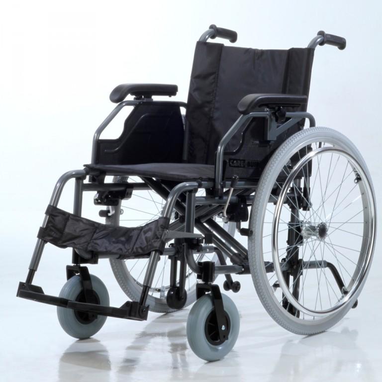 Productos ortopedicos y de rehabilitacion care quip for Sillas de aluminio