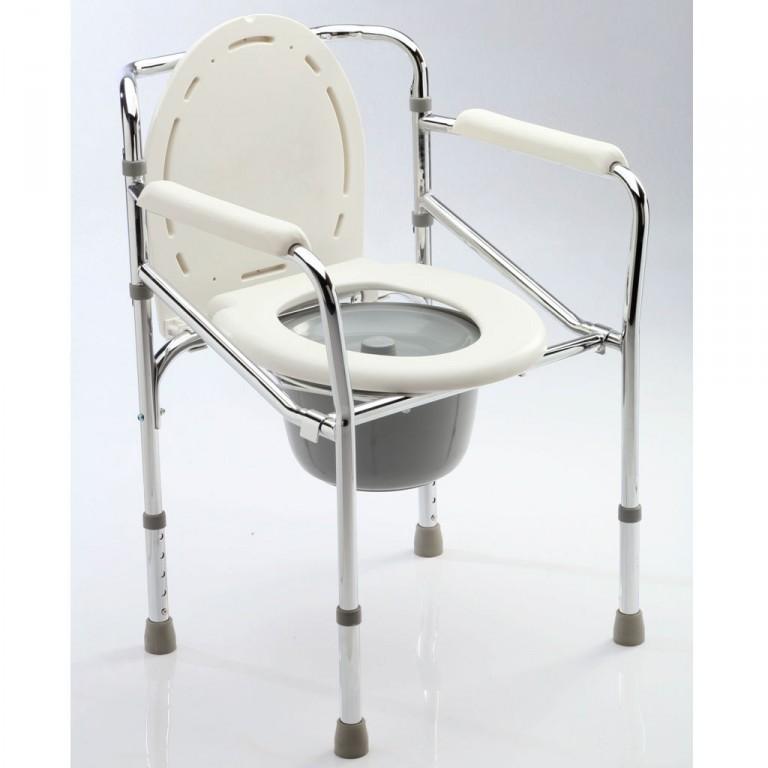 Productos ortopedicos y de rehabilitacion care quip for Inodoro discapacitados